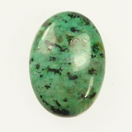 African Turquoise 18x25mm Oval Cabochon