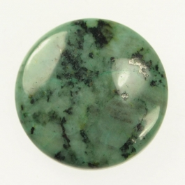 African Turquoise 25mm Round Cabochon