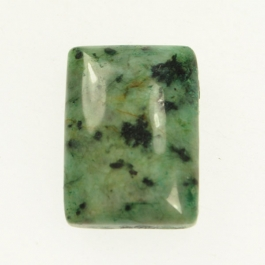 African Turquoise 13x18mm Rectangle Cabochon