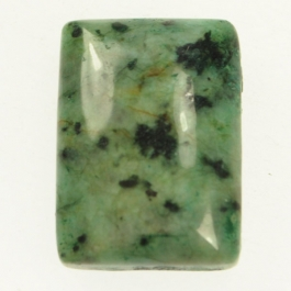 African Turquoise 30x40mm Rectangle Cabochon