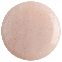 Peach Moon Stone 25mm Round Cabochon