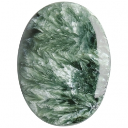 Seraphinite 30x40mm Oval Cabochon