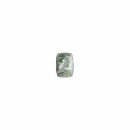 Seraphinite 10x14mm Rectangle Cabochon - Pack of 1