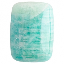 Amazonite 13x18mm Rectangle Cabochon