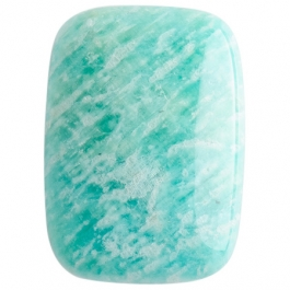 Amazonite 18x25mm Rectangle Cabochon