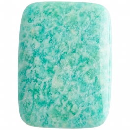 Amazonite 30x40mm Rectangle Cabochon