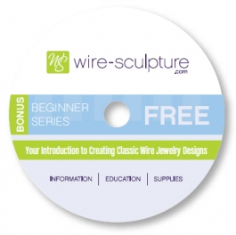 Free Jewelry Instructional DVD - Pay $3.95 For Shipping