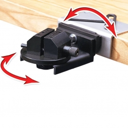 GRS Multi-Purpose Vise (Vise Only, mounting adapter and plate sold separately)