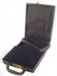 12 1/8 X 8 1/2 Attache` Case
