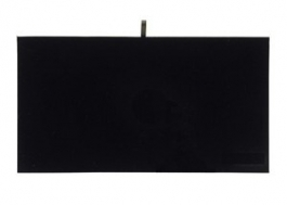 Black Economy Velvet Tray Board