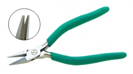 Classic Wubbers Narrow Flat Nose Pliers