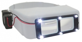 Quasar LED Lighting System for Optivisors