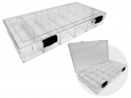 18 Compartment Bead Box