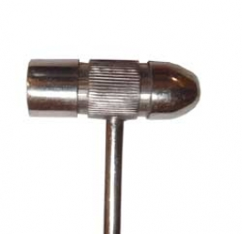 6 1/2 Inch Solid Stainless Steel Ball Peen Hammer