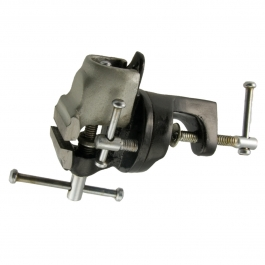 Revolving Mini Ring Bench Vise 1 1/4 Clamp-Type - Sold Individually