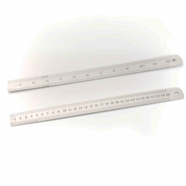 12 Inch Stainless Steel Ruler