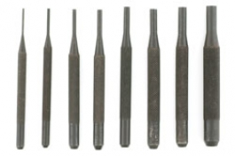 8 Piece Mandrel  Set - From 1/16 Inch to 5/16 Inch