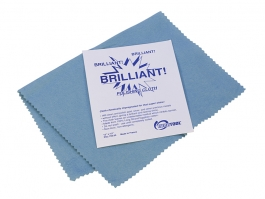 Brilliant Polishing Cloths - Large 15x12 inch