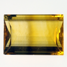 16x24mm Yellow Fluorite Gemstone