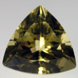 20x20mm Lemon Quartz Gemstone