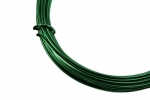 12 Gauge Green Anodized Aluminum Wire - 39ft