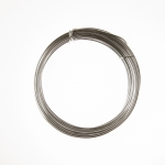 12 Gauge Grey Anodized Aluminum Wire - 39ft