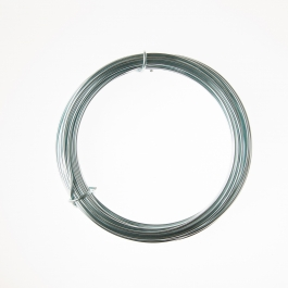 12 Gauge Ice Blue Anodized Aluminum Wire - 39ft