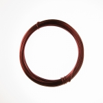 12 Gauge Merlot Anodized Aluminum Wire - 39ft