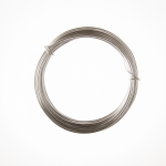 12 Gauge Silver Anodized Aluminum Wire - 39ft