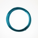 12 Gauge Turquoise Anodized Aluminum Wire - 39ft