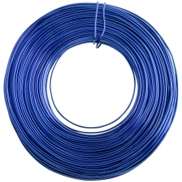16 Gauge Blue Enameled Aluminum Wire - 100FT
