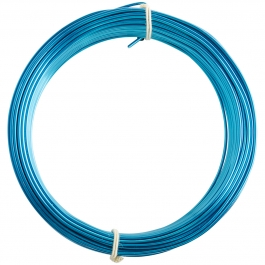 14 Gauge Peacock Enameled Aluminum Wire - 60ft