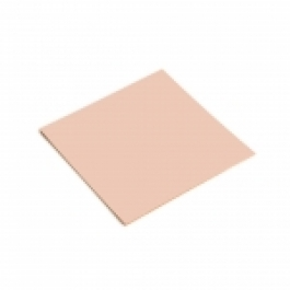 24 Gauge Half Hard Double Clad Rose Gold Filled Sheet - 4 Inches