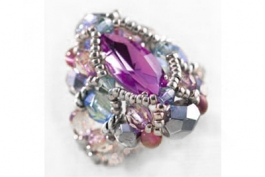 Courtly Ring Kit--Amethyst