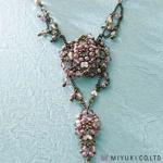 Crystal Doily Necklace Kit