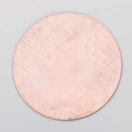 Copper Circle, 24 Gauge, 1-1/2 Inch, Pack of 6