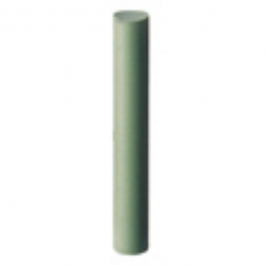 Silicone Polishing Pins, Extra Fine Grit, Green, 2 by 20 Millimeters, 12 Pack