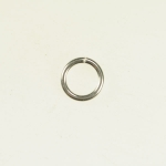 Silver Filled Round Jump Ring Open 12MM 16GA (1.3MM) Pack of 2