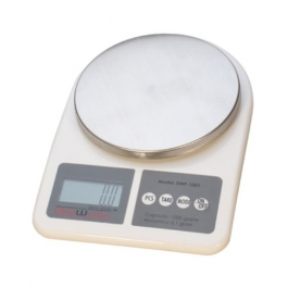 Digital Tabletop Balance and Counting Scale, 1000G