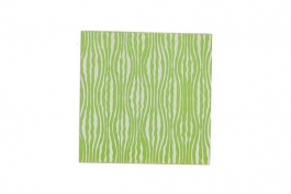 "Lillypilly - Lime Waves - 3x3"" Sheet"