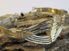 Art Deco Bracelet with Ronda Stevens - LIVE Streaming Class 2/05/2017 2:30pm - 6:00pm