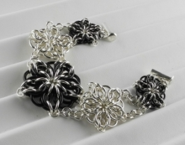 Celtic Stars Bracelet Pattern By: Marilyn Gardiner Taught By: Shelley Hubbs