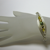 Herringbone Bracelet by Suzanne Hollingsworth
