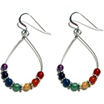 Chakra Earrings Pattern