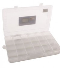 24 compartment case