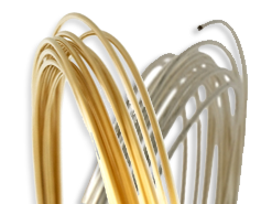 Gold and Silver Wire