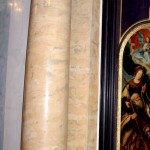 Jasper columns in the Winter Palace