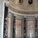 Brecciated jasper columns