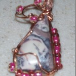 Exotica Jasper Pendant