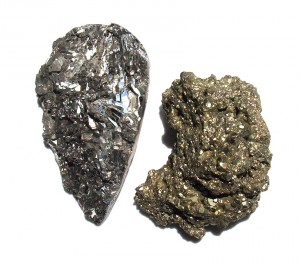 Marcasite or Pyrite?